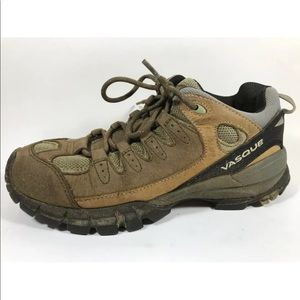 Vasque Leather Vibram Hiking Shoes 7.5M